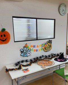 新丸子教室ハロウィン